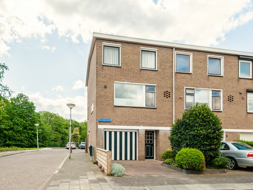 de Kanterstraat 1, Brielle