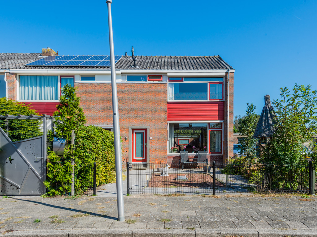 Ds Th Rijckewaerdstraat 45, Brielle