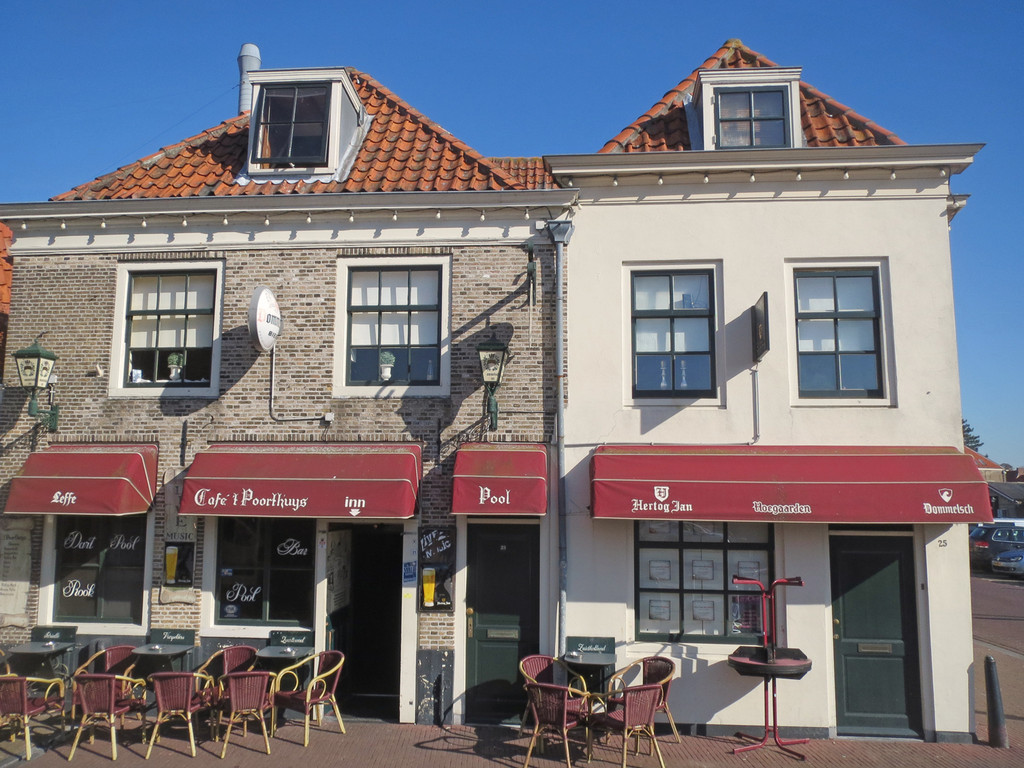 Vischstraat 21-23, Brielle