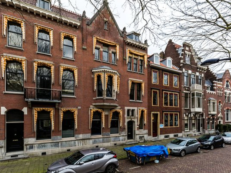 Mathenesserlaan 233, West, Rotterdam