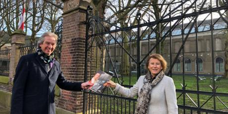 Vereniging Dordrechts Museum sluit sponsorcontract met Waltmann Makelaars