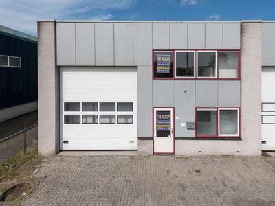 [VERKOCHT] • Van 't Hoffstraat 9 Dordrecht