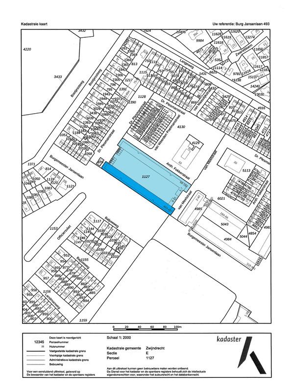 Burgemeester Jansenlaan 493, Zwijndrecht