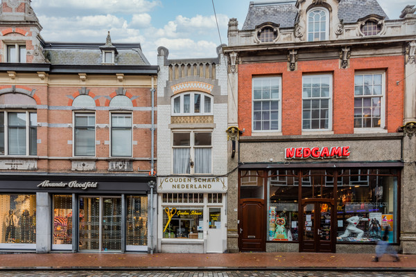 Visstraat 11, Dordrecht