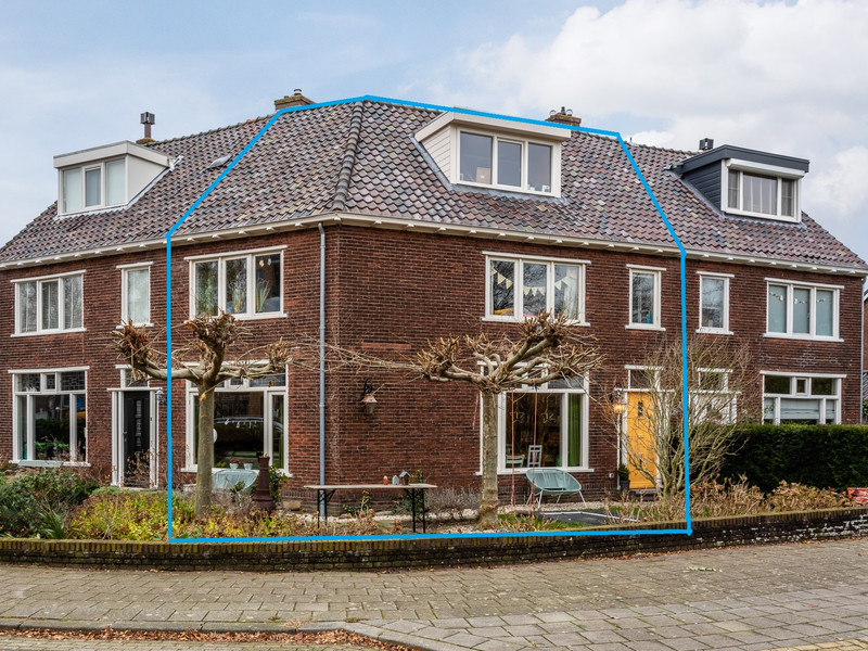 Willem van Oranjelaan 29, Zwijndrecht