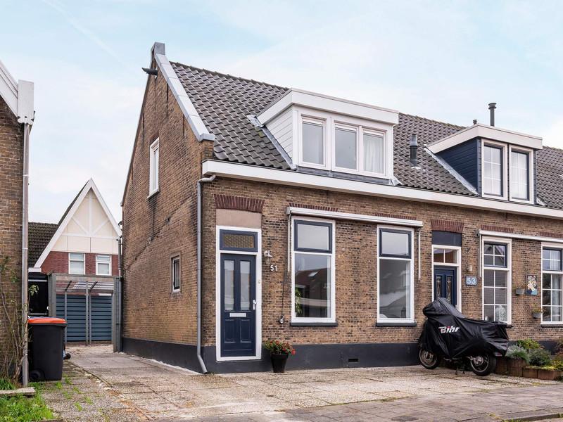 Boezemkade 51, Ridderkerk