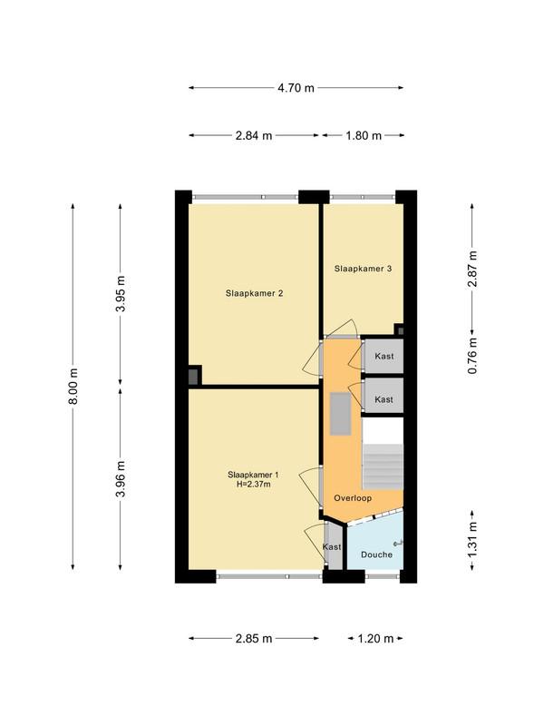 Van Blanckenburgstraat 93, Dordrecht