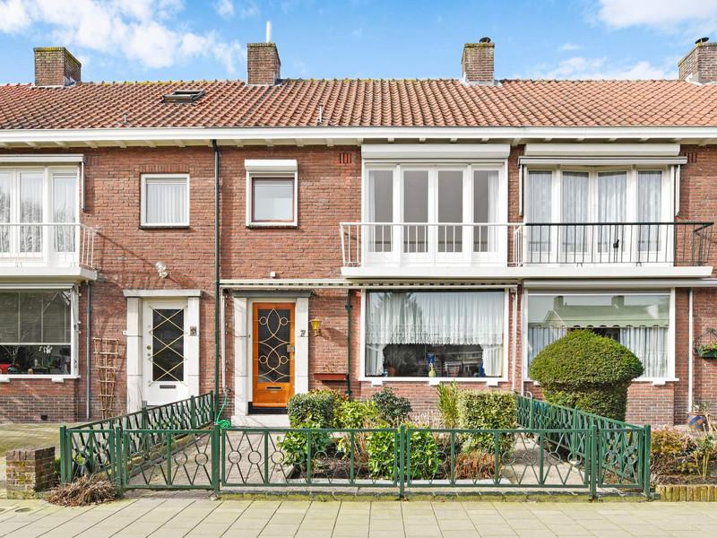 Erasmuslaan 7, Dordrecht