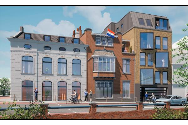 Appartementen Transformatie, bouwnummer 7 , Dordrecht