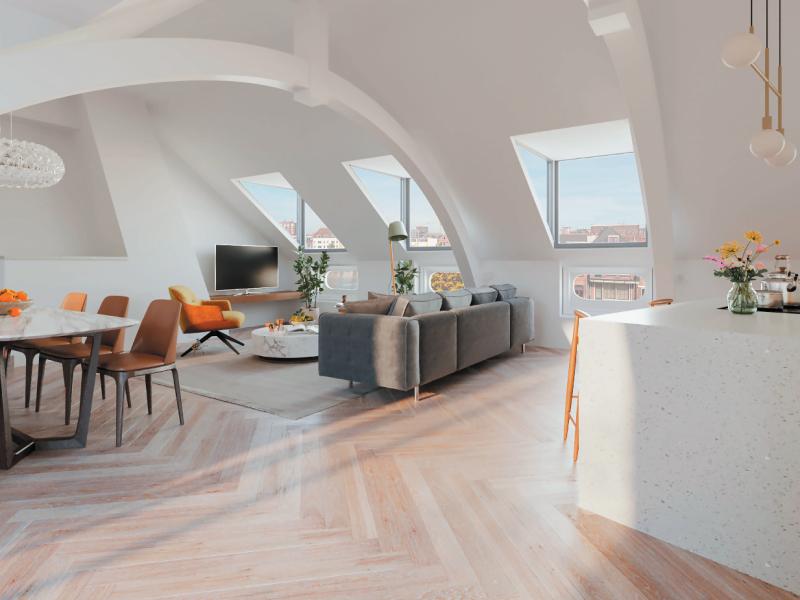 Appartementen Transformatie, bouwnummer 8 , Dordrecht