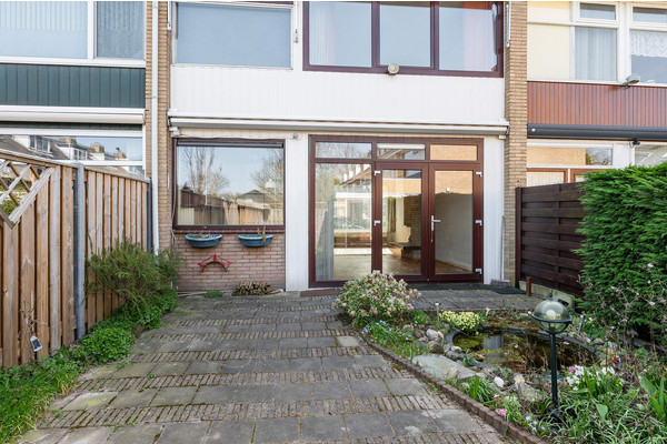 Bizetstraat 50, Ridderkerk