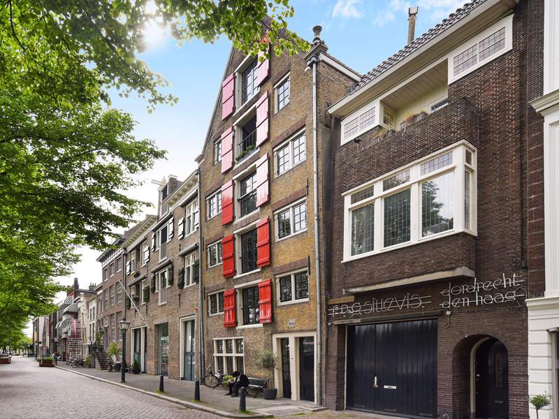 Nieuwe Haven 9B, Dordrecht