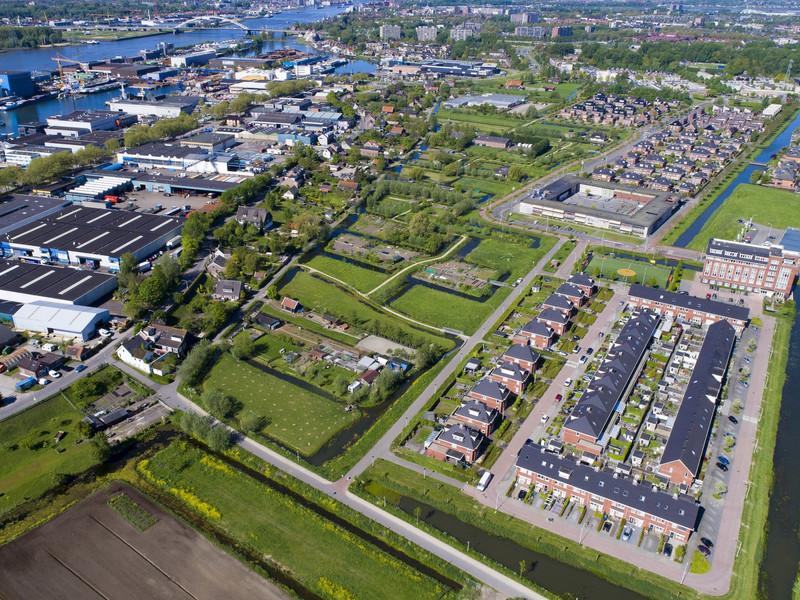 Zuidkil, bouwnummer 1 , Papendrecht