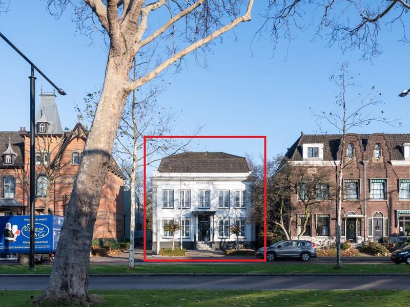 Burgemeester de Raadtsingel 89, Dordrecht