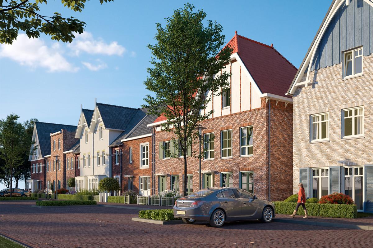 Bouwnummer 6 , Papendrecht