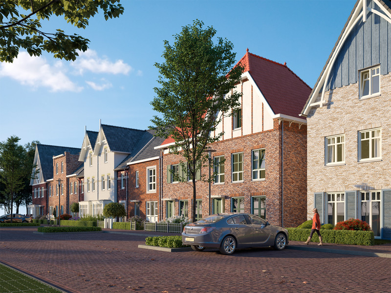Bouwnummer 18 , Papendrecht