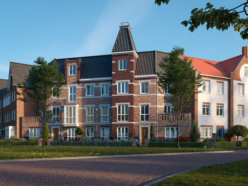 Bouwnummer 23 , Papendrecht