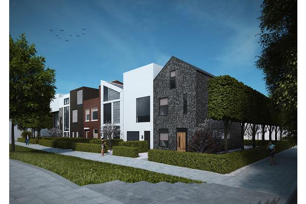 Kavel Troestrahof, bouwnummer 4 , Dordrecht