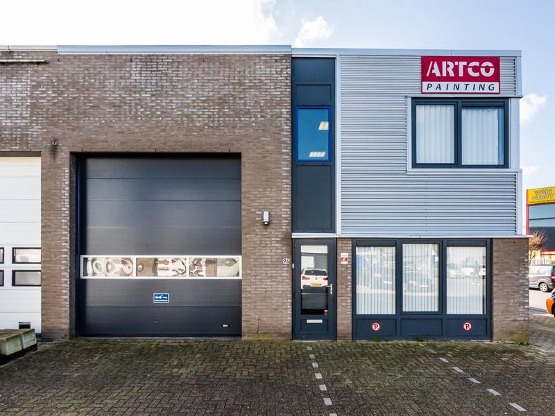 Planckstraat 96, Dordrecht