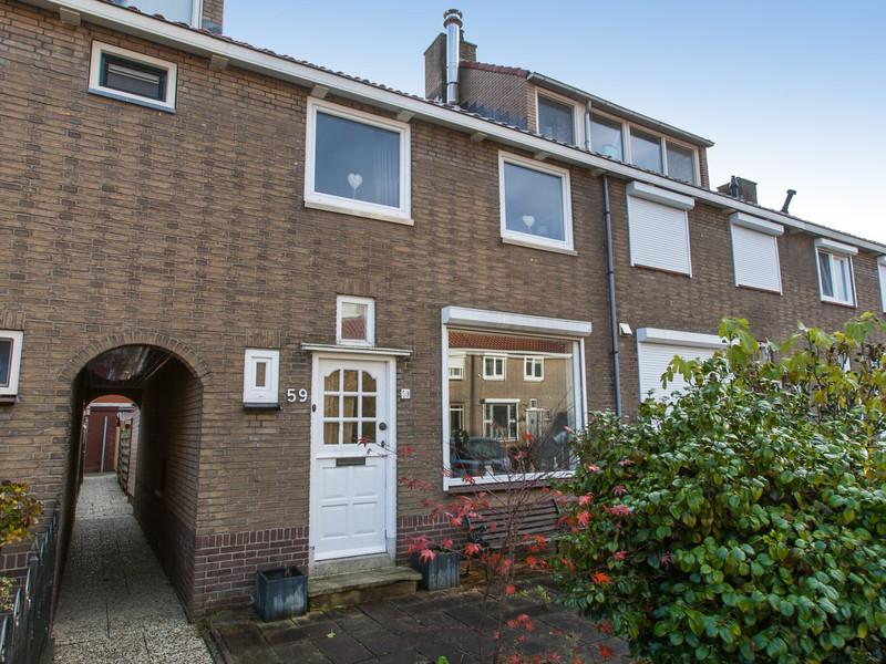 Vermeerstraat 59, Sliedrecht
