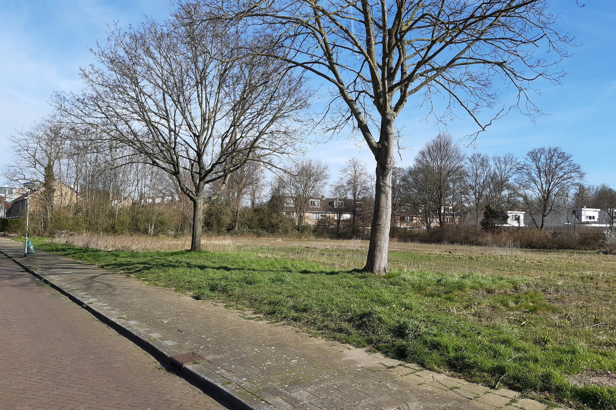 Kavel voor vrijstaande woning, bouwnummer 4 , Dordrecht