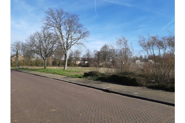 Kavel voor rijwoning, bouwnummer 3 , Dordrecht