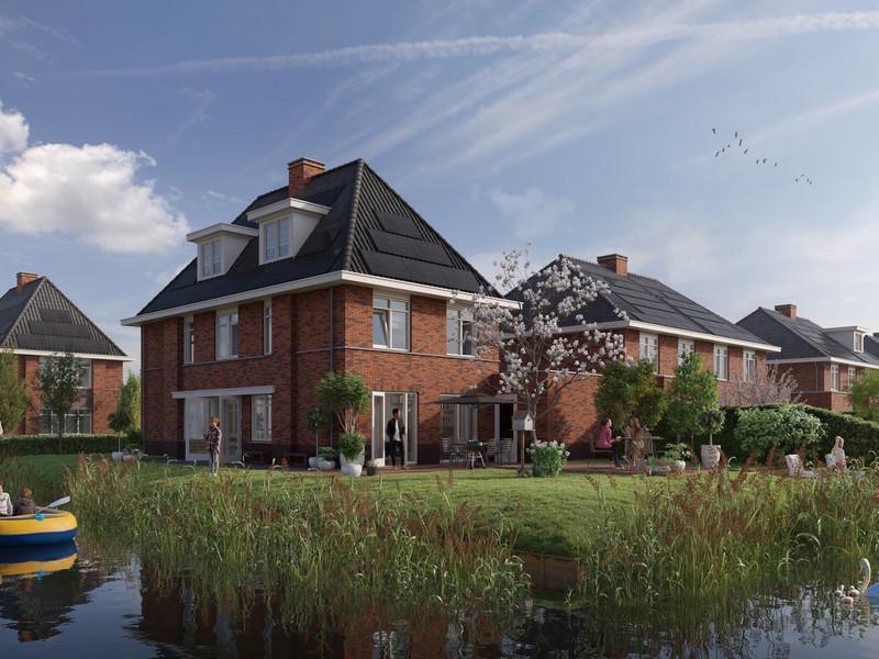 Vrijstaande woningen, bouwnummer 1 , Papendrecht