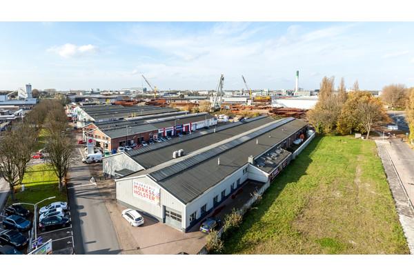 Nijverheidstraat 93, Dordrecht