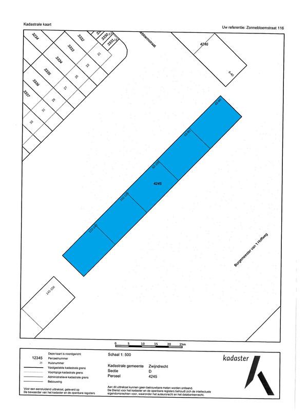 Zonnebloemstraat 116, Zwijndrecht